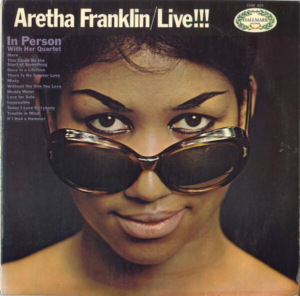 Aretha Franklin – Yeah!!! album art 2