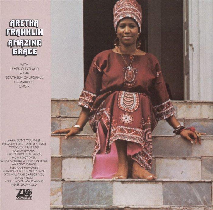 Amazing Grace – Aretha Franklin 1