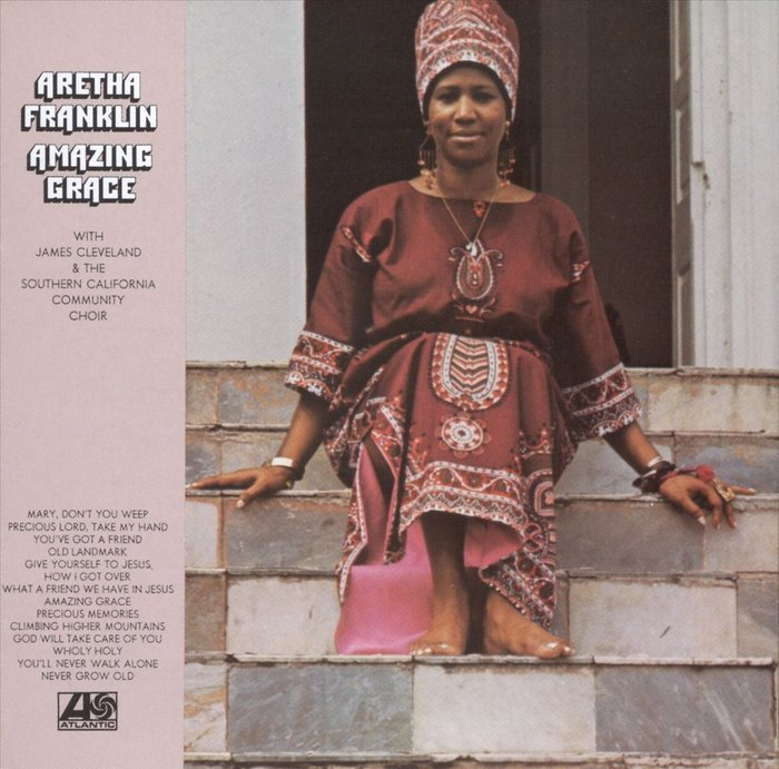 Amazing Grace – Aretha Franklin 1
