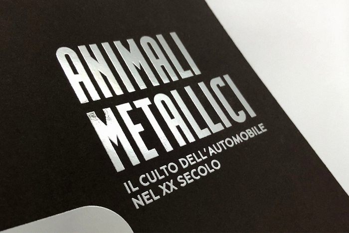 Animali Metallici 1