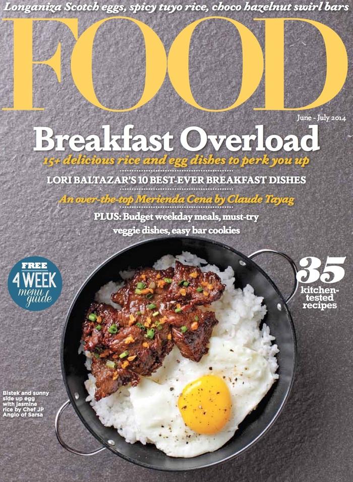 Food magazine 10