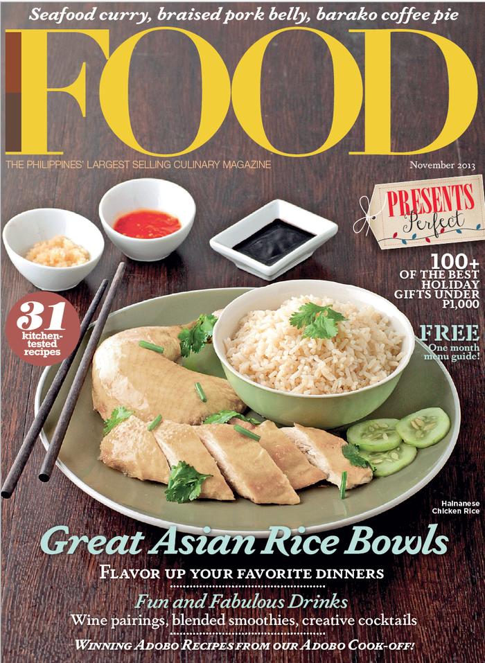 Food magazine 5