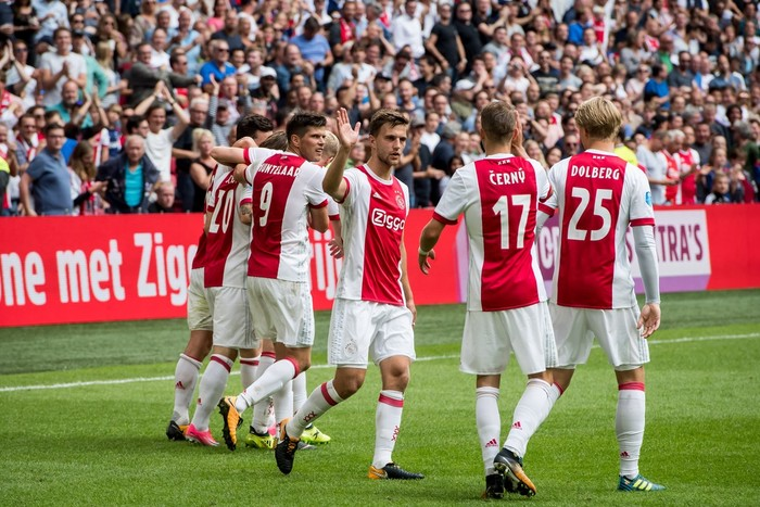 AFC Ajax – VVV Venlo, Aug. 2018.