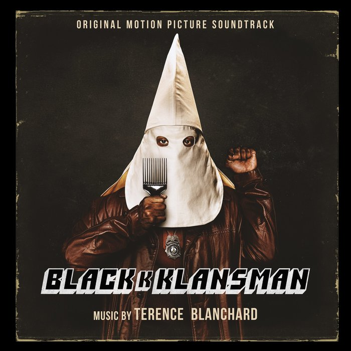 CD cover of the original motion picture soundtrack with music by Terence Blanchard.