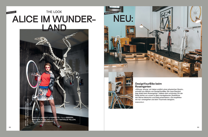 Velo Fashion Magazin 2