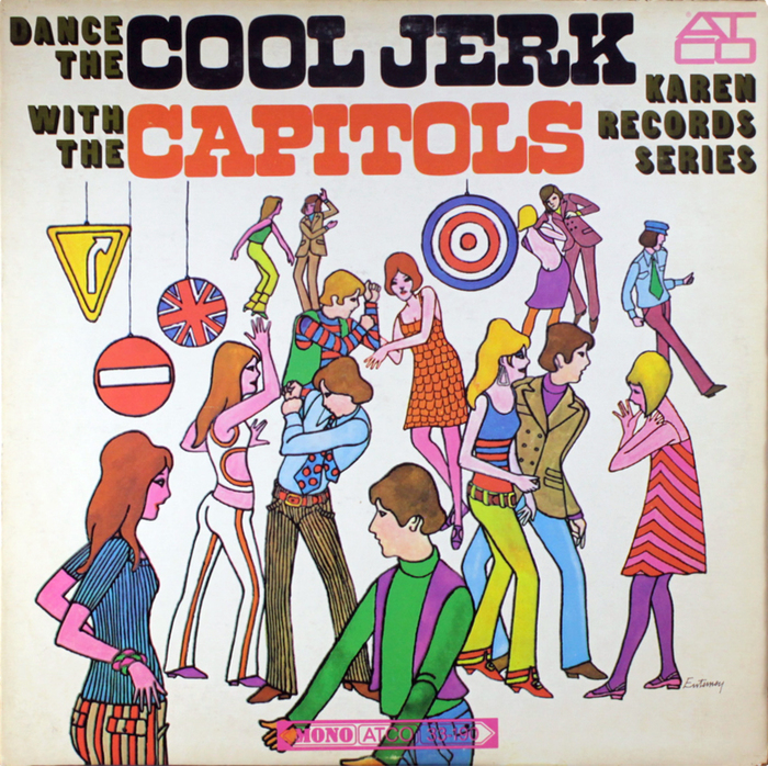 Dance The Cool Jerk – The Capitols 1