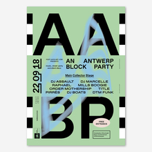 An Antwerp Block Party
