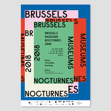 Brussels Museums Nocturnes 2018