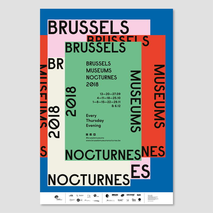 Brussels Museums Nocturnes 2018 1