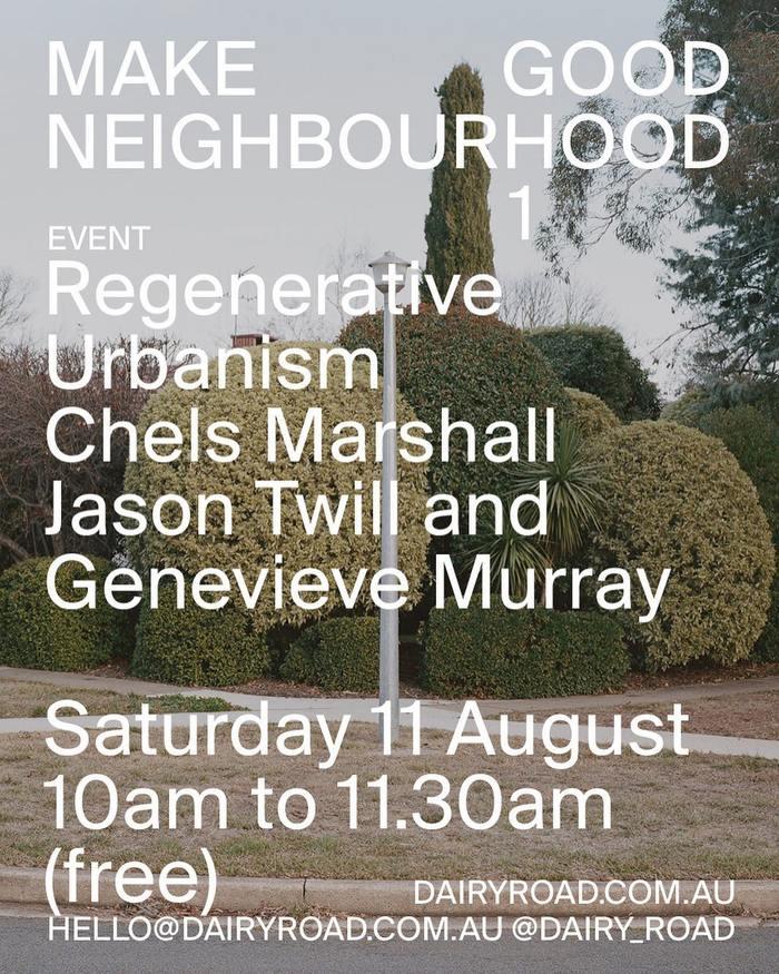 Make Good Neighbourhood 3