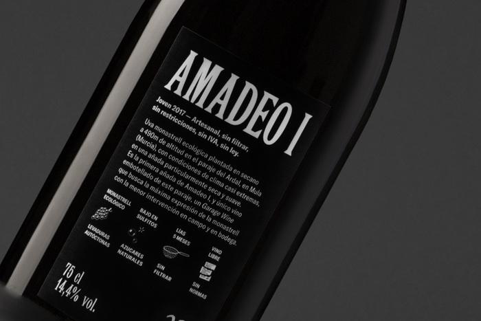 Amadeo I – garage wine 5