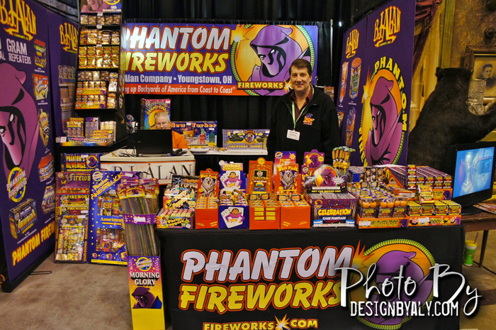 Phantom Fireworks 7