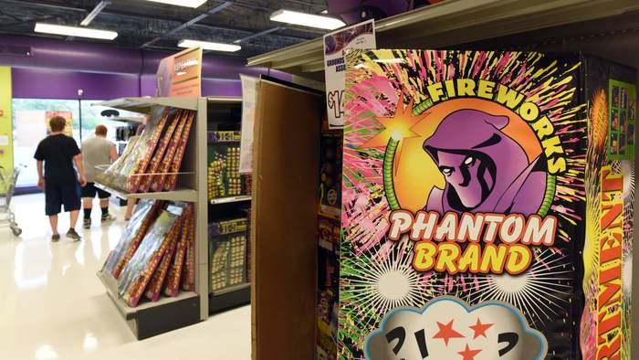 Phantom Fireworks 3