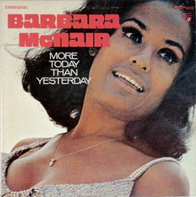 Barbara McNair – <cite>More Today Than Yesterday</cite> album art