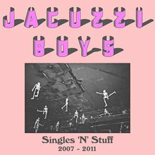 <cite>Singles 'N' Stuff</cite> by Jacuzzi Boys