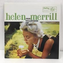 <cite>The Nearness Of You</cite> – Helen Merrill