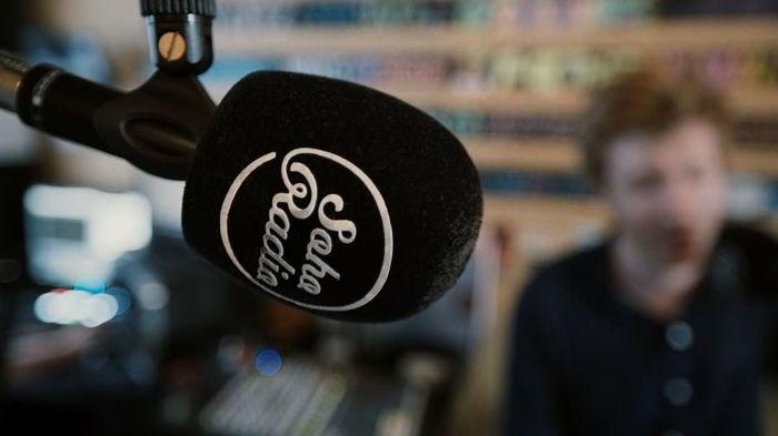 Soho Radio logo 3