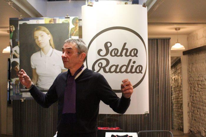 Soho Radio logo 4
