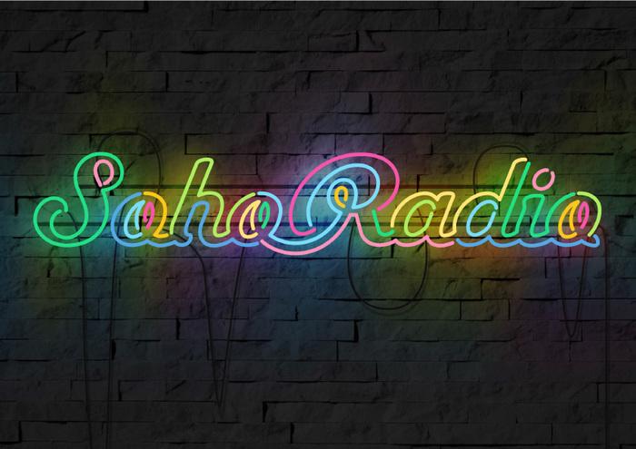 Soho Radio logo 7