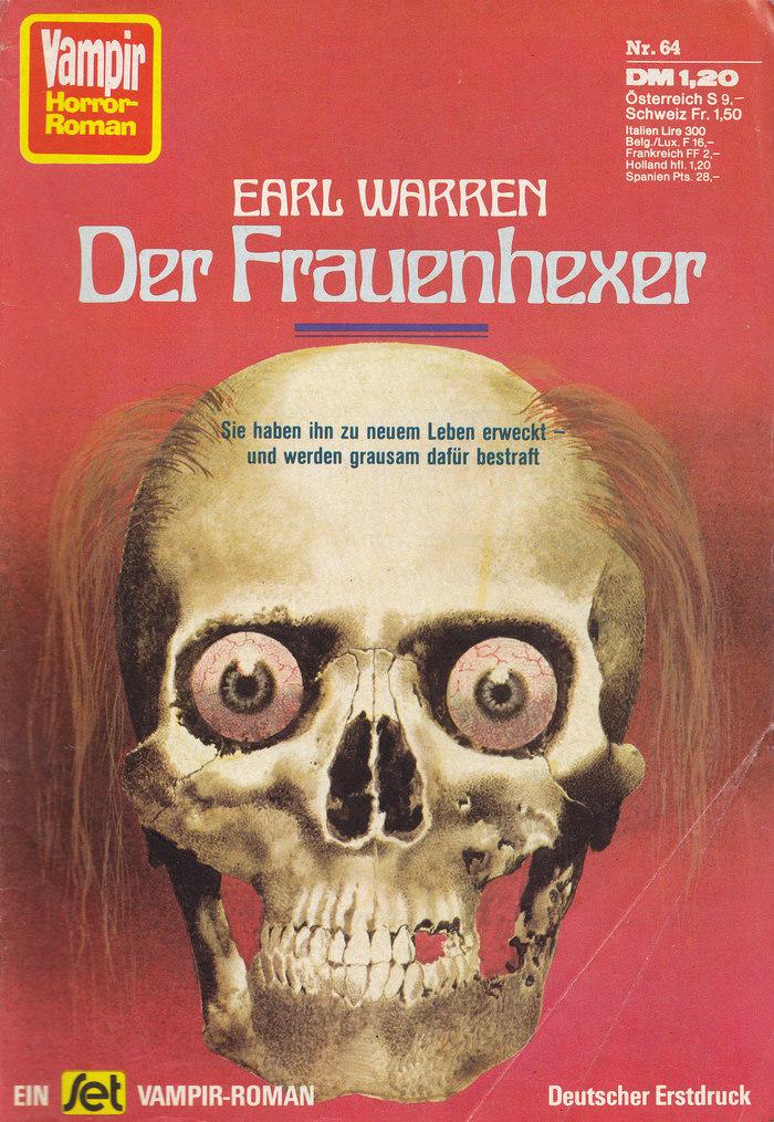 Der Frauenhexer – Earl Warren