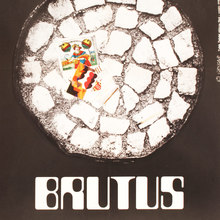 <cite>Operation Brutus </cite>(Czechoslovak movie poster)