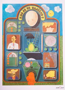 <cite>Who Is In the Egg?</cite> (Czechoslovak movie poster)