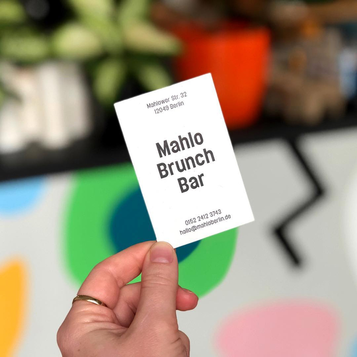 Mahlo Brunch Bar, Berlin 6