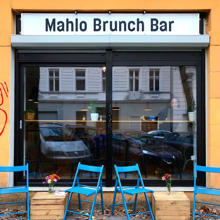 Mahlo Brunch Bar, Berlin 4