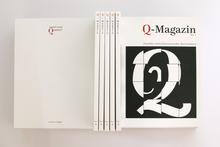 <cite>Q-Magazin </cite>No. 1