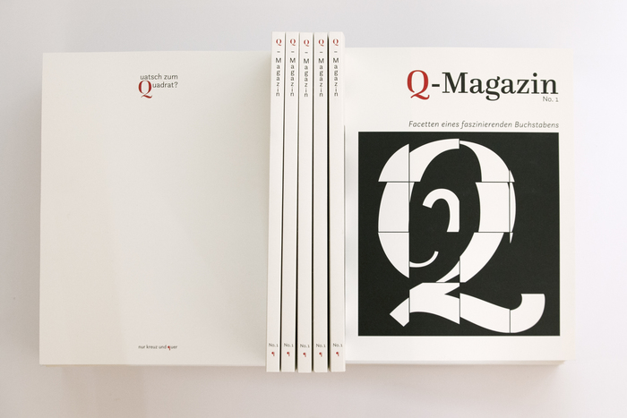 Q-Magazin No. 1 1
