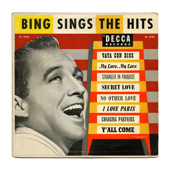 Bing Sings The Hits – Bing Crosby