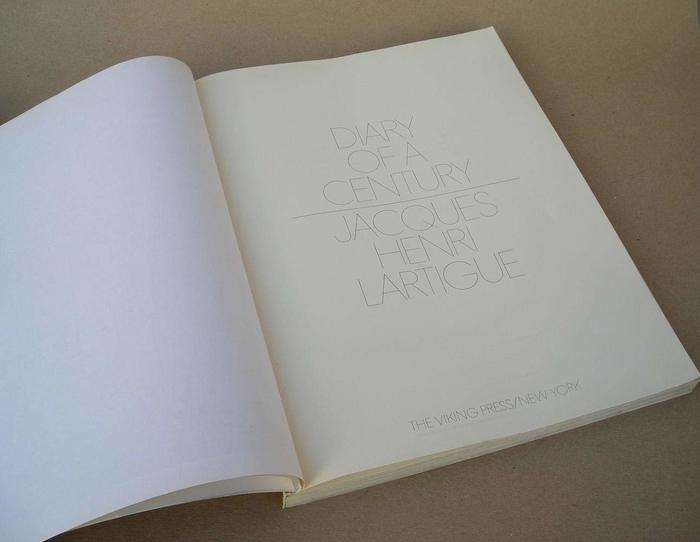 Inside paperback.