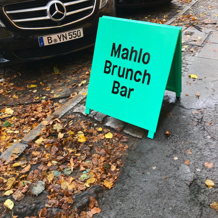 Mahlo Brunch Bar, Berlin 7