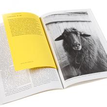 <cite>Schaf und Mensch</cite> magazine