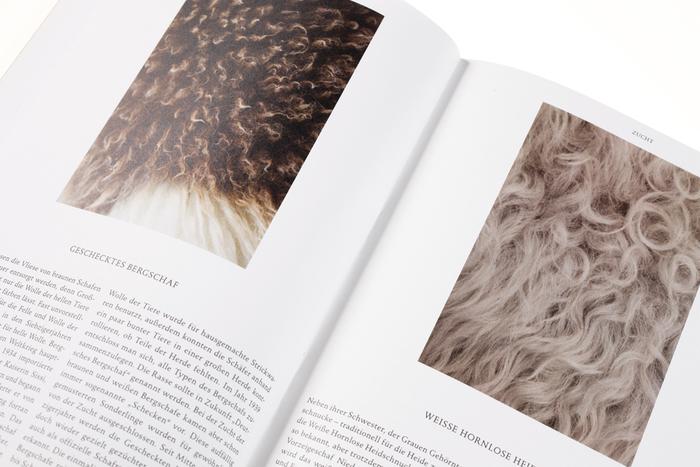Schaf und Mensch magazine 3
