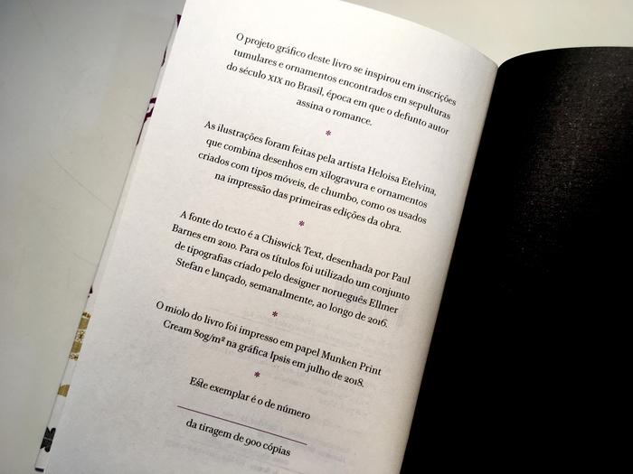 Memórias Póstumas de Brás Cubas, Machado de Assis 25
