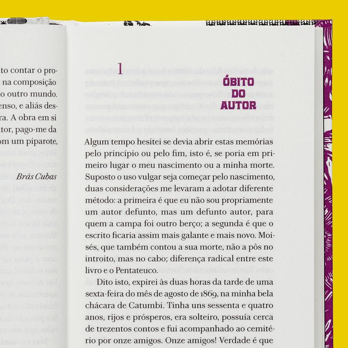 Memórias Póstumas de Brás Cubas, Machado de Assis 10