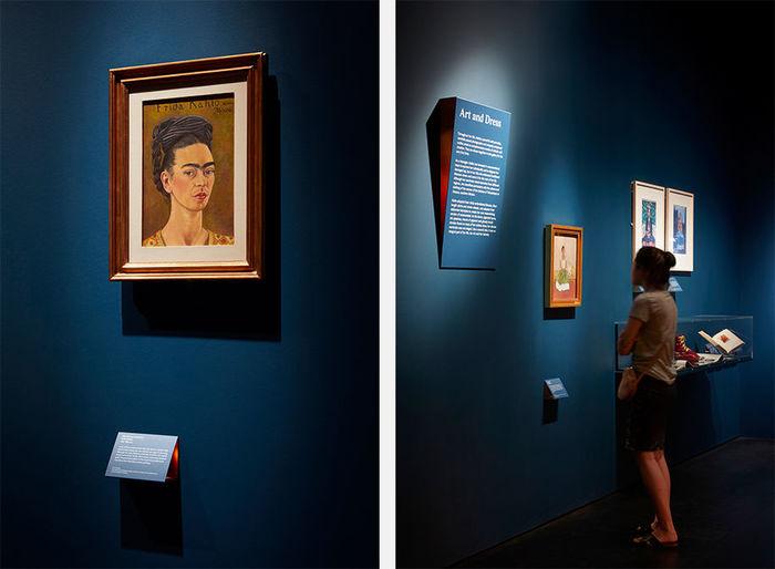 Frida: Making Her Self Up, V&A 5