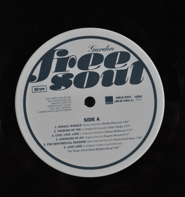 Free Soul compilations 5
