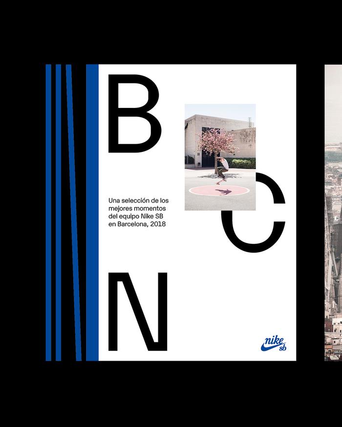 Nike SB BCN 1