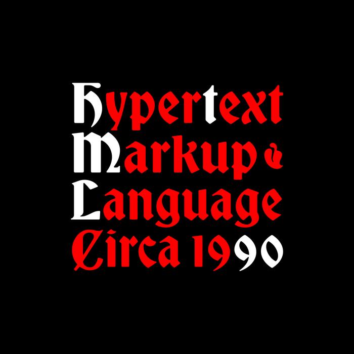 HTML T-Shirt 1