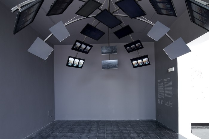 Architecture Biennale Venice 2014 Austrian pavilion: Plenum. Places of Power 7