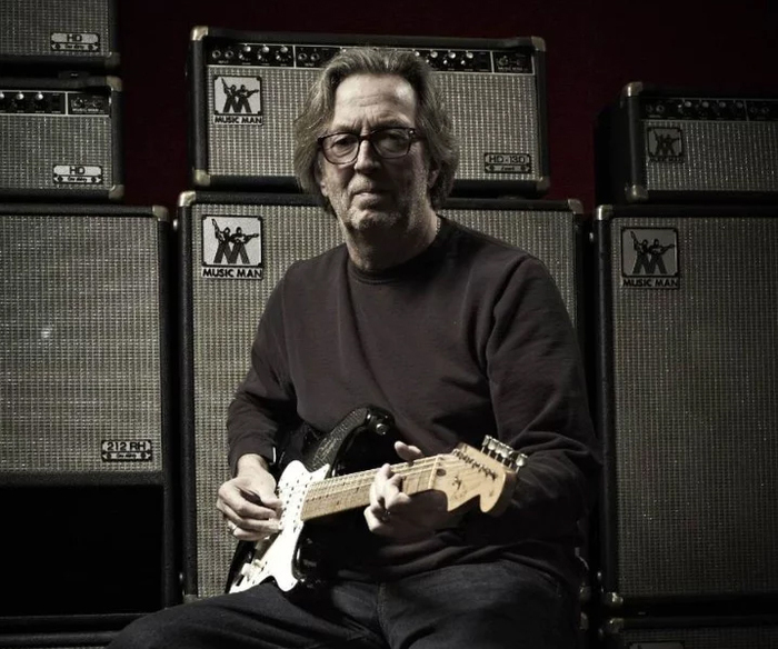 Eric Clapton was a famous endorser who only recently sold his 40 year old collection of Music Man amplifiers for charity.