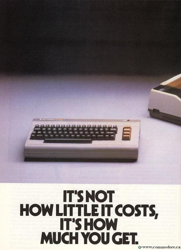 C64 What You Get — Part 1 / Commodore Microcomputers, Feb. 1985