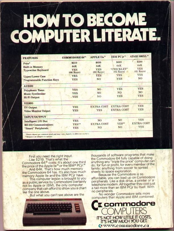 How to Become Computer Literate / C64 vs Apple IIc vs IBM PC jr vs Atari 800XL