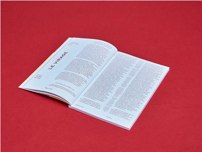 Échelles magazine 6