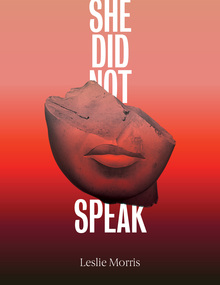 <cite>She Did Not Speak</cite>