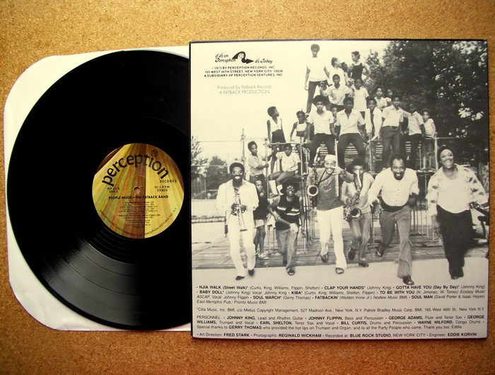 People Music – The Fatback Band 3