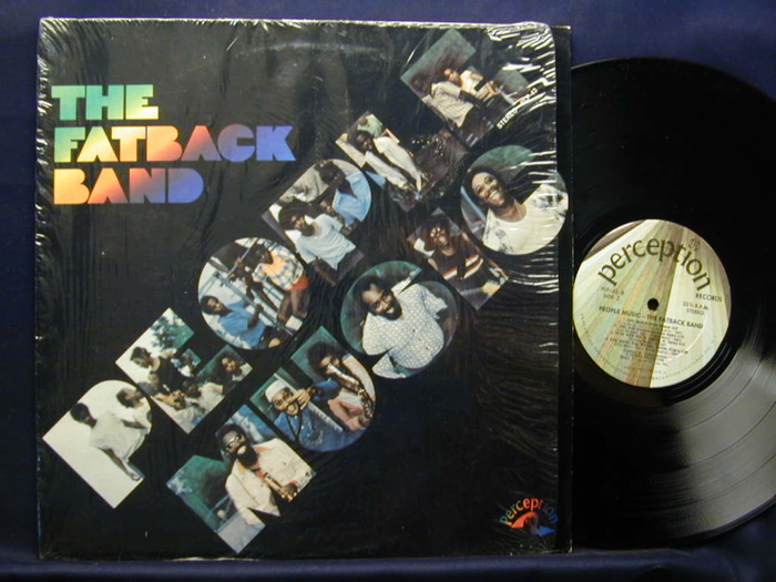 People Music – The Fatback Band 2