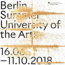 Berlin Summer University of the Arts